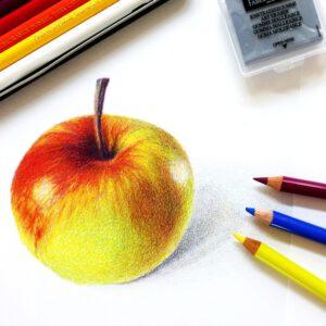 Basiscursus realistisch tekenen deel 1